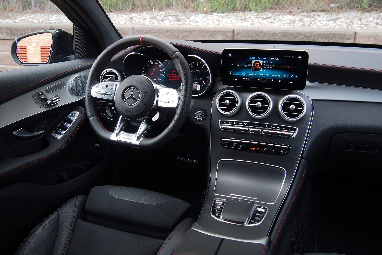 2020 Mercedes-AMG GLC 43 Coupe