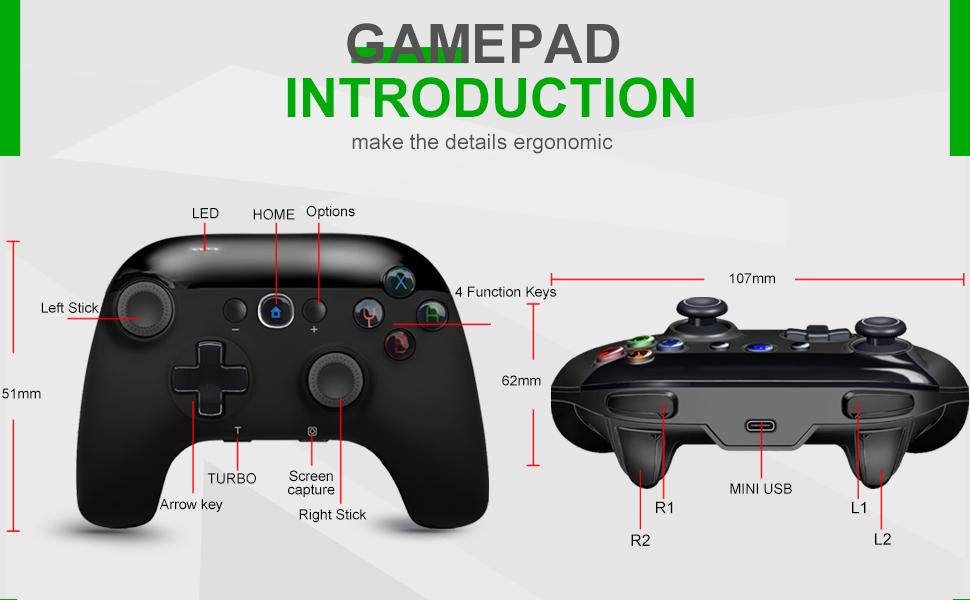 GamePad Introduction
