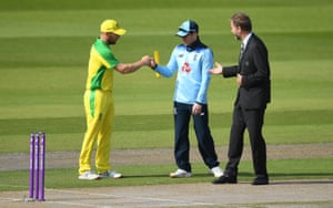 England have won the toss and will bat.