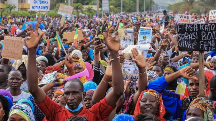 Last month's coup was welcomed by many Malian civilians