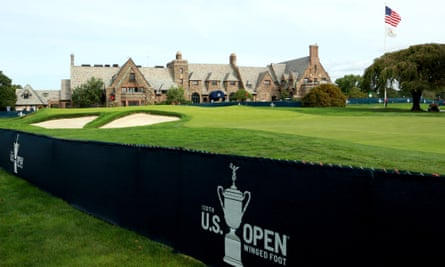 Tiger Woods said of Winged Foot: 'I think it's right up there next to Oakmont and Carnoustie as far as just sheer difficulty without even doing anything to it.'