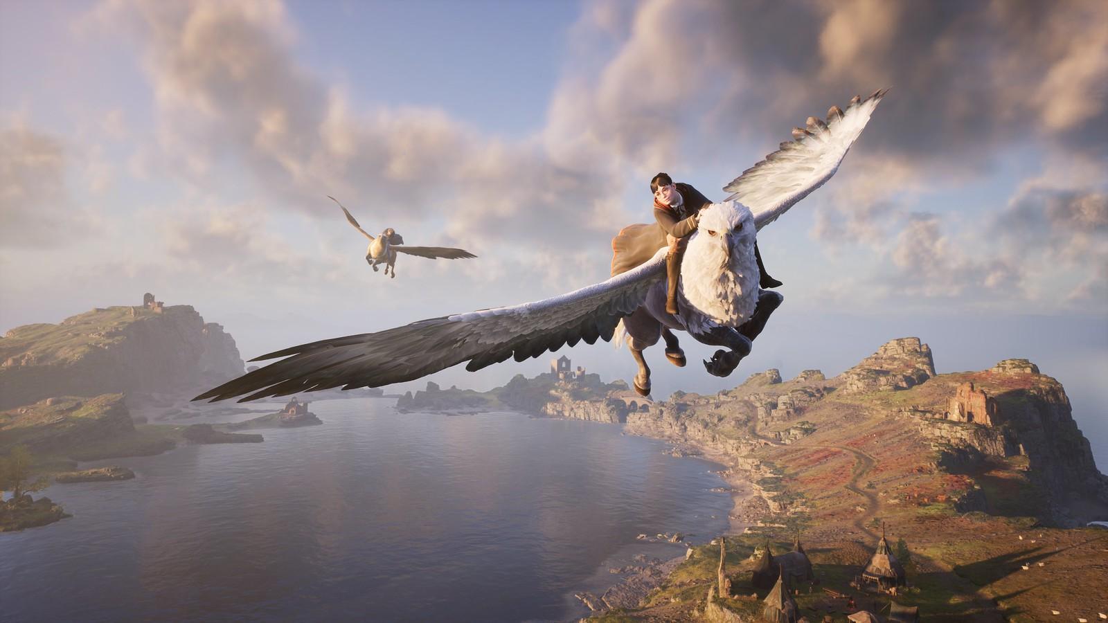 Hogwarts Legacy - Hippogriff