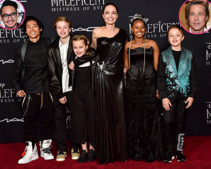 Angelina Jolie Is Doing Whats Best for the Children Amid Brad Pitt Drama