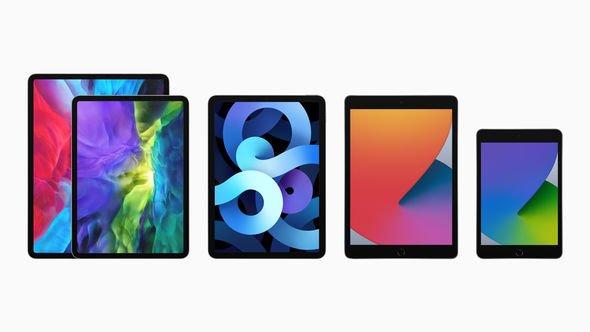 Apple iPad iPadOS 14 Update New Features