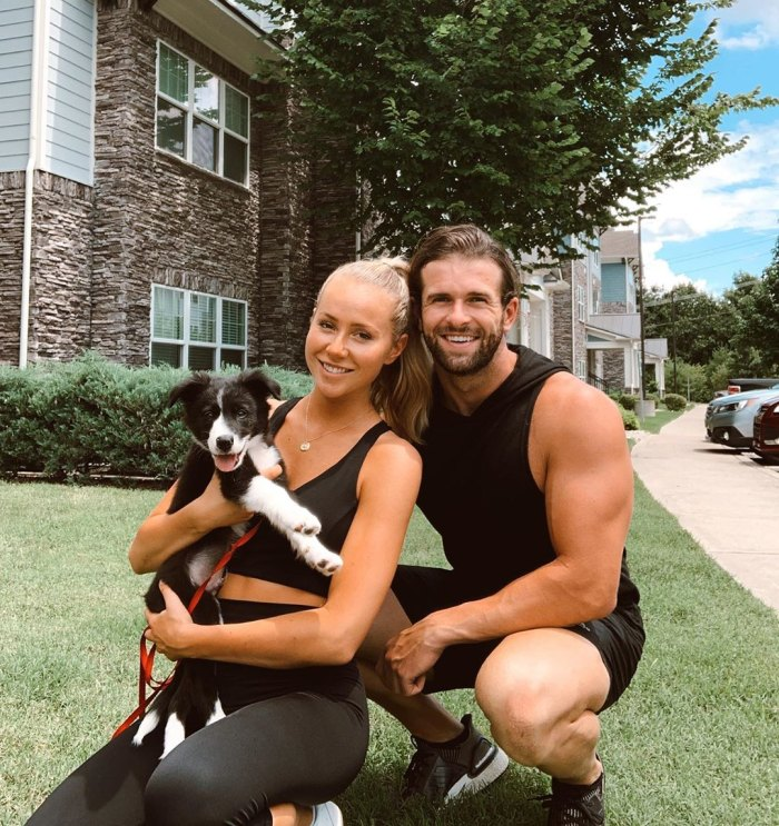 Bachelorette's Jed Wyatt Moves in With GF After Nearly 1 Year Together