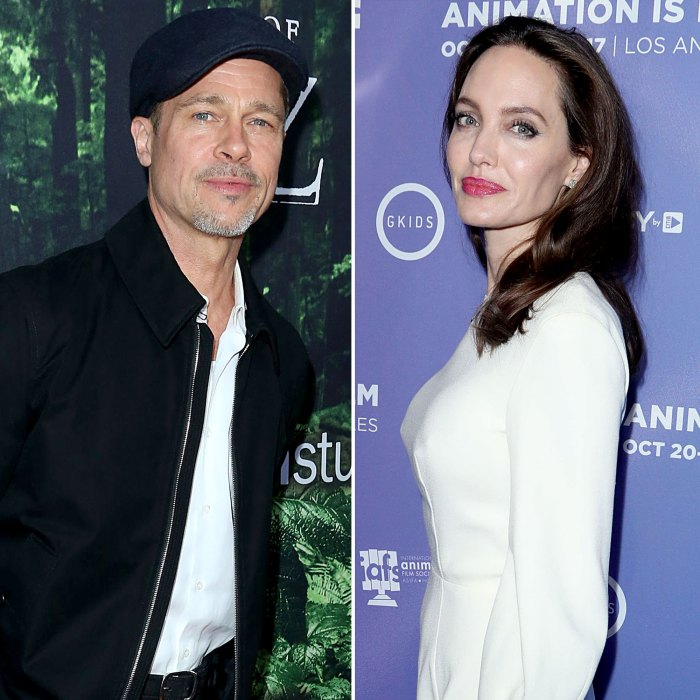 Brad Pitt Angelina Jolie Are No Longer Undergoing Family Therapy Tensions Have Escalated