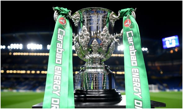 Carabao Cup draw LIVE: Premier League clubs to learn 2nd and 3rd round opponents