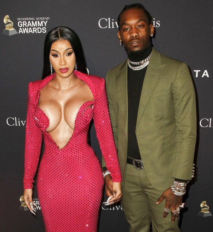 Cardi B and Offset Are Still Living Together After Split