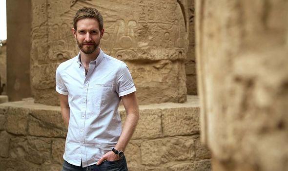 Dr Chris Naunton spoke with Express.co.uk
