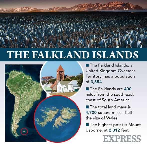 Falklands factfile