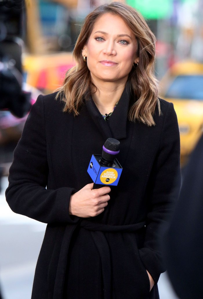Ginger Zee Feels Lucky Have Found Help After Past Suicide Attempts