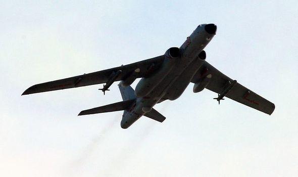 H6 bomber