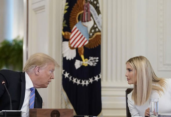 Ivanka Trump: Trump's eldest daughter has become his right-hand woman in his political endeavours