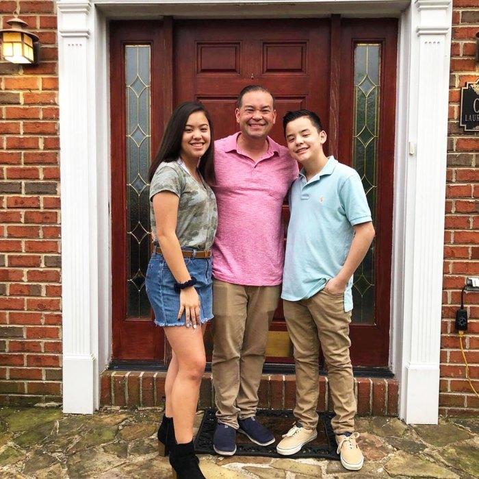 Jon Gosselin Daughter Hannah Says My Dad Loves Us Amid Abuse Claims