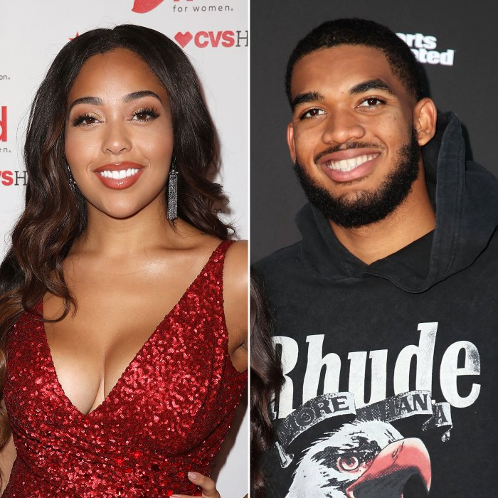 Jordyn Woods Goes Instagram Official With Boyfriend Karl-Anthony Towns