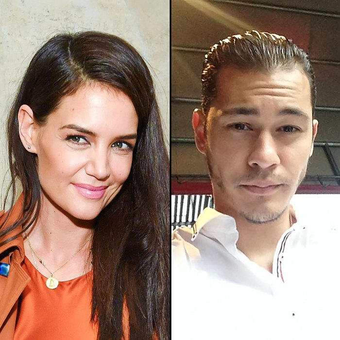 Katie Holmes New Man Emilio Vitolo Was Engaged Before News Their Romance