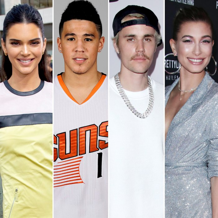 Kendall Jenner and Devin Booker Double Date With Justin Bieber and Hailey Bieber in Idaho