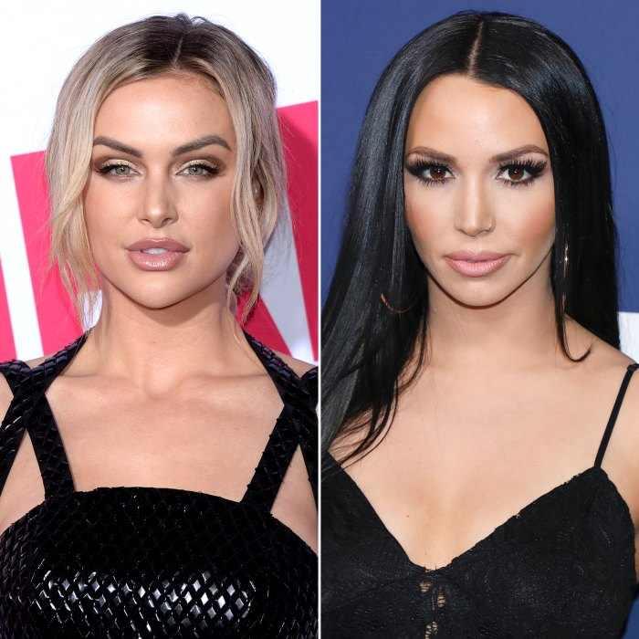 Lala Kent Claps Back After Scheana Shay Questions Friendship After Miscarriage