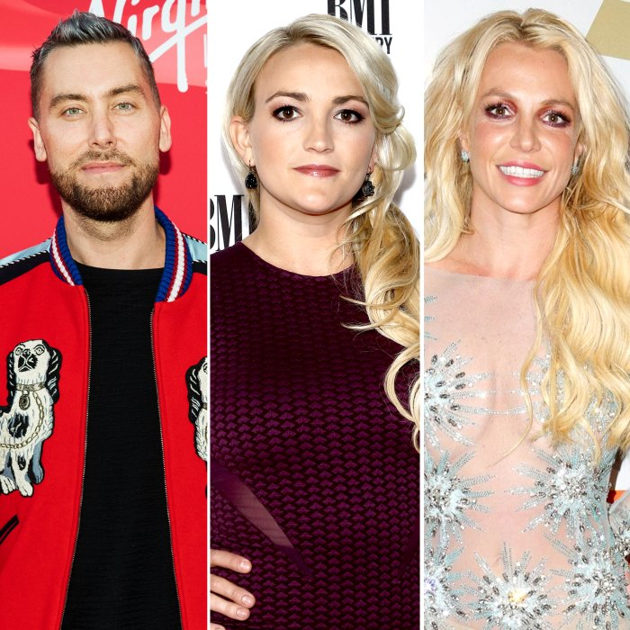 Lance Bass Has Spoken to Jamie Lynn Spears About Britney's Conservatorship