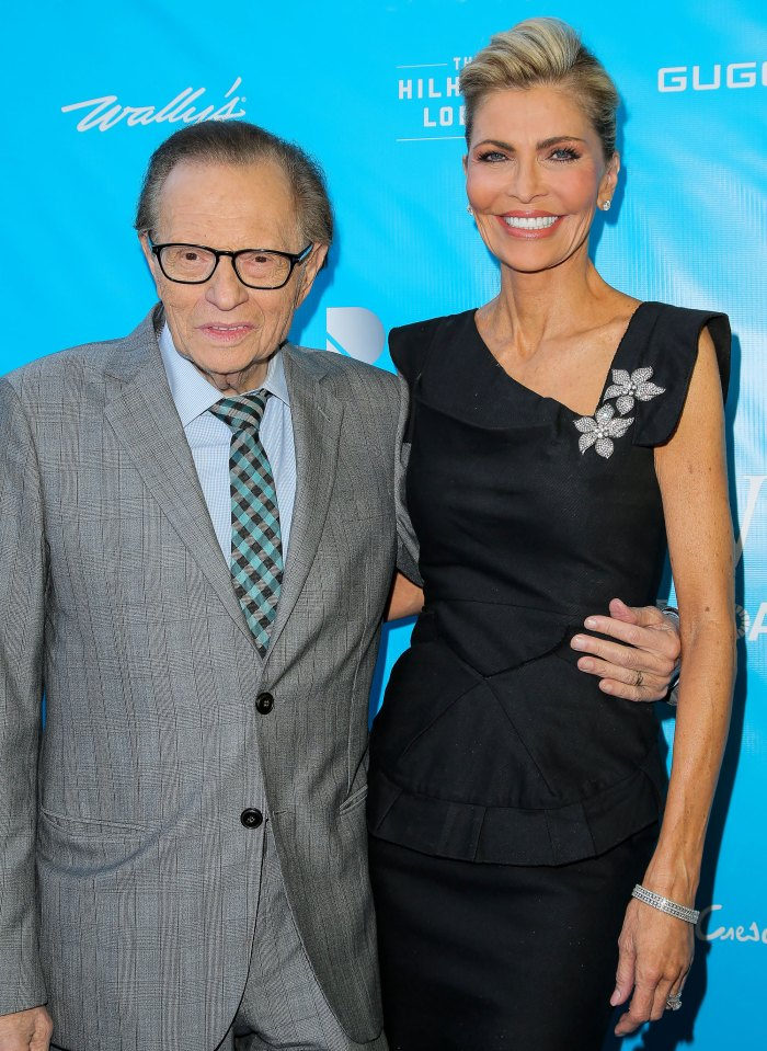 Larry King's Estranged Wife Shawn Southwick Wants $33K in Temporary Spousal Support