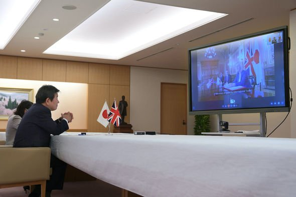 Liz Truss: Truss recently secured the UK's first post-Brexit trade deal with Japan