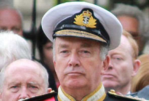 Lord West of Spithead