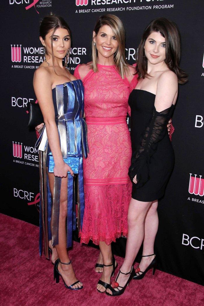 Lori Loughlin Daughters Bella and Olivia Jade Are Rattled After Prison Sentencing