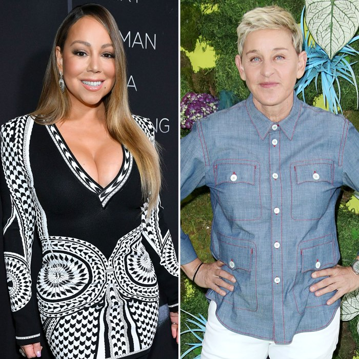 Mariah Carey Still Has Hard Time Grappling With Extremely Uncomfortable 2008 Ellen DeGeneres Interview
