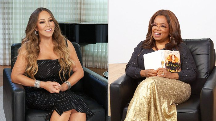 Oprah Winfrey Interview Mariah Carey Says Derek Jeter Helped Me Get Out of My Marriage to Tommy Mottola