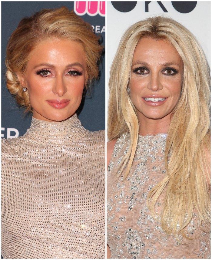 Paris Hilton Talks Pal Britney Spears' Conservatorship