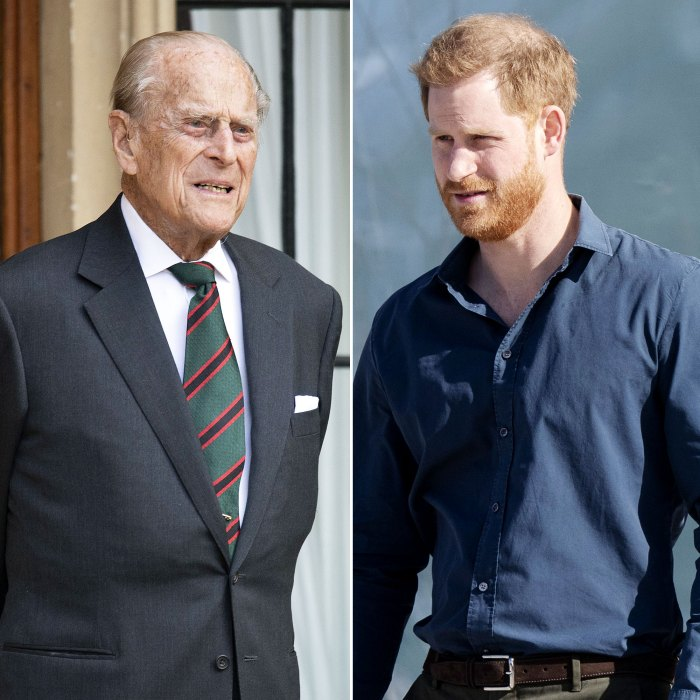 Prince Philip Sees Prince Harry Royal Exit as a Dereliction of Duty