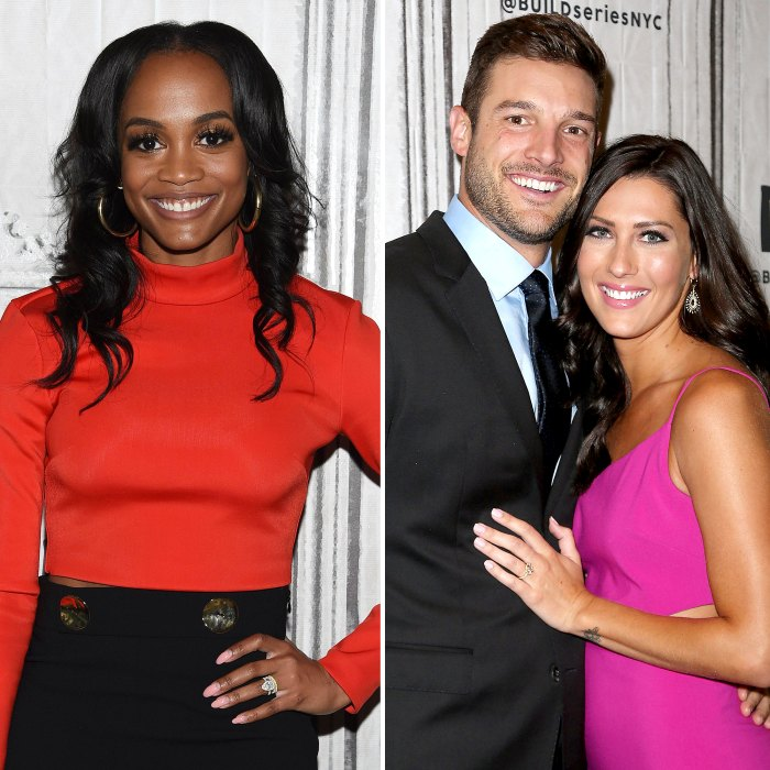 Rachel Lindsay Praises Becca Kufrin for How She's Handling Criticism for Garrett Yrigoyen Split
