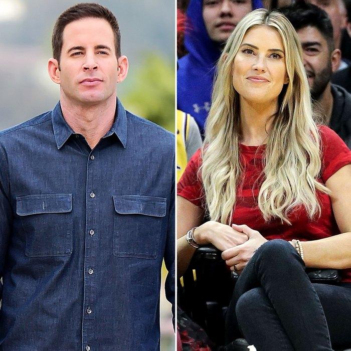 Tarek El Moussa Is Sad Ex Christina Anstead Amid Her Divorce