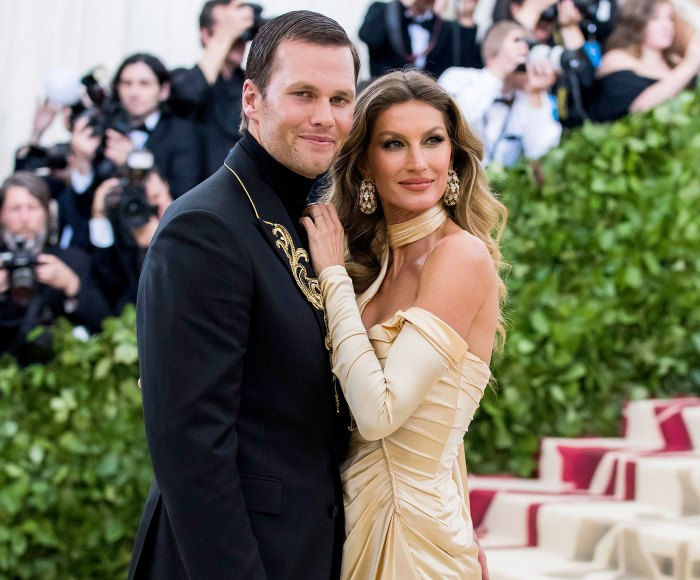 Tom Brady Says He Doesn't Have Sex With Wife Gisele Bundchen Before a Game