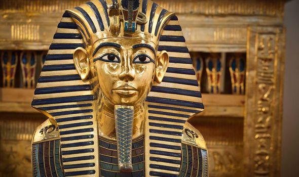 Tutankhamun is one of the most famous pharaohs of Egypt