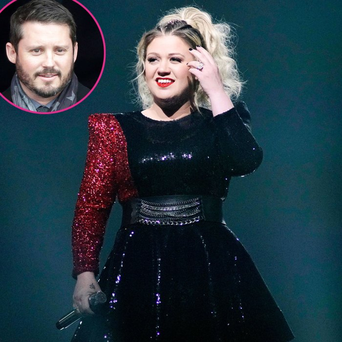 Why Kelly Clarkson Won't Be 'Truly Open' About Her Divorce Brandon Blackstock