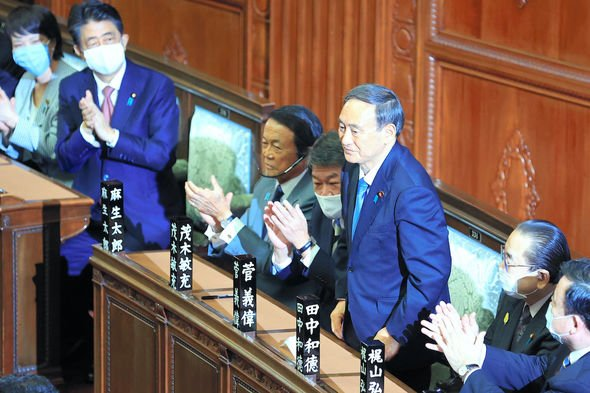 Yoshihide Suga: Suga is Japan's new Prime Minister after Shinzo Abe stepped down due to illness