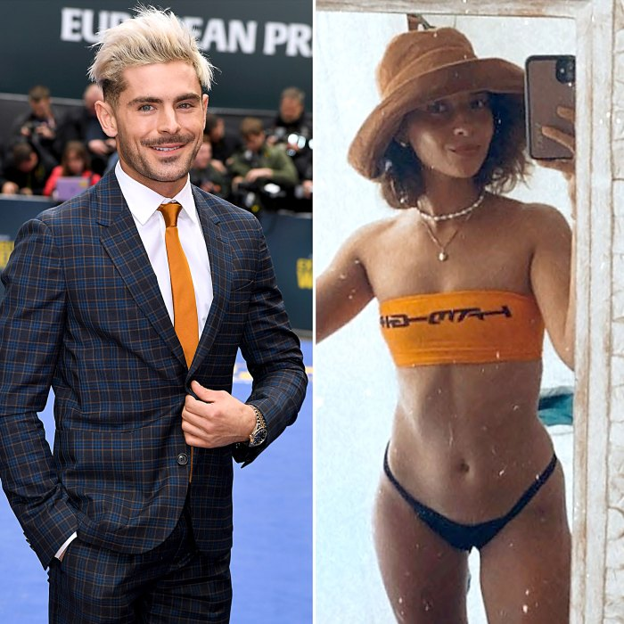 Zac Efron Girlfriend Vanessa Valladares Has Calmed Him Down Lot