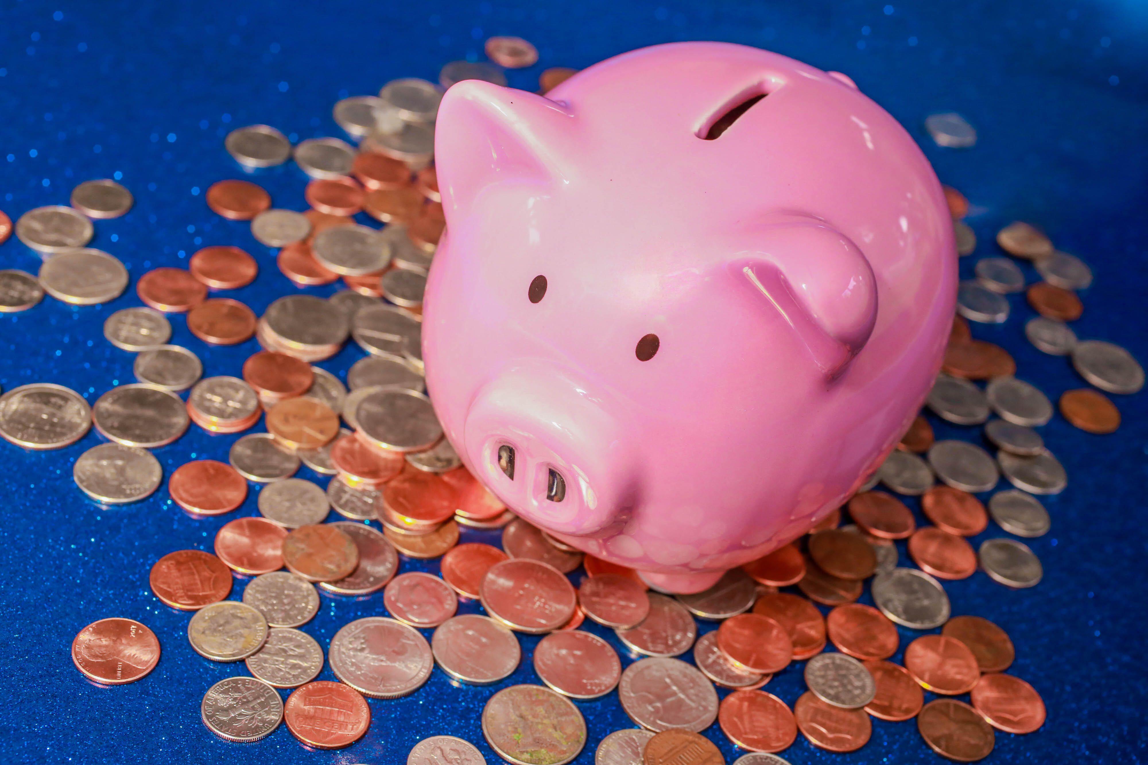 breaking-the-piggy-bank-stimulus-check-cash-money-savings-debt-personal-finance-005
