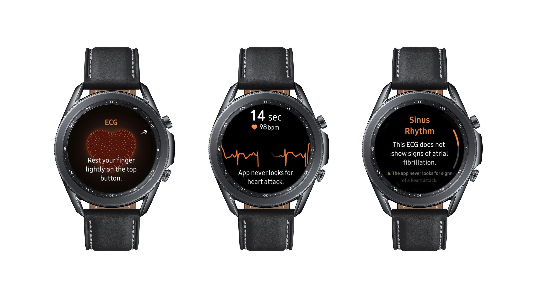 Galaxy Watch ECG