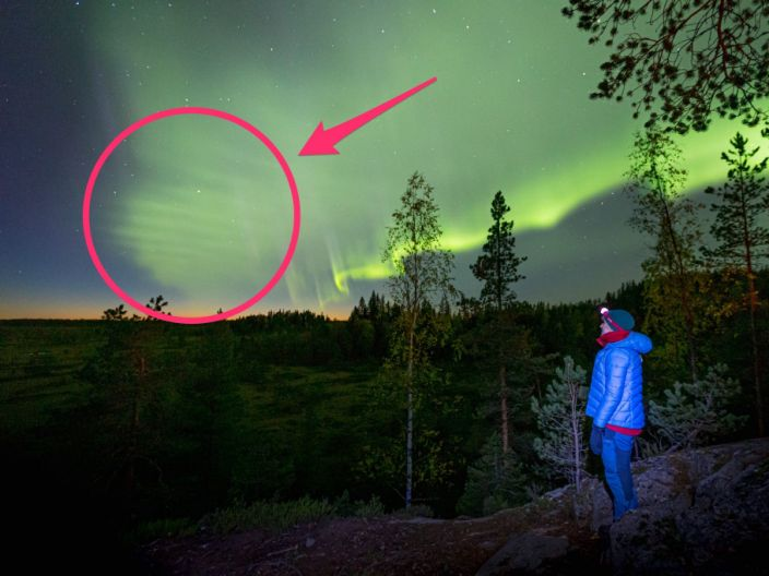"""Auroral dunes photographed on October 7, 2018 near Ruovesi, Finland. <p class=""""copyright""""><a href=""""https://news.agu.org/press-release/citizen-scientists-discover-new-type-of-aurora-named-the-dunes-video-available/"""" rel=""""nofollow noopener"""" target=""""_blank"""" data-ylk=""""slk:Rami Valonen"""" class=""""link rapid-noclick-resp"""">Rami Valonen</a></p>"""