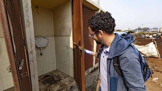 Garv toilets India