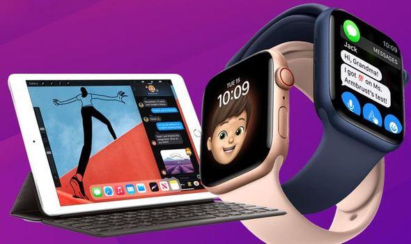 iPadOS 14 Apple Watch 7 Update New Features Software Update Release New Features