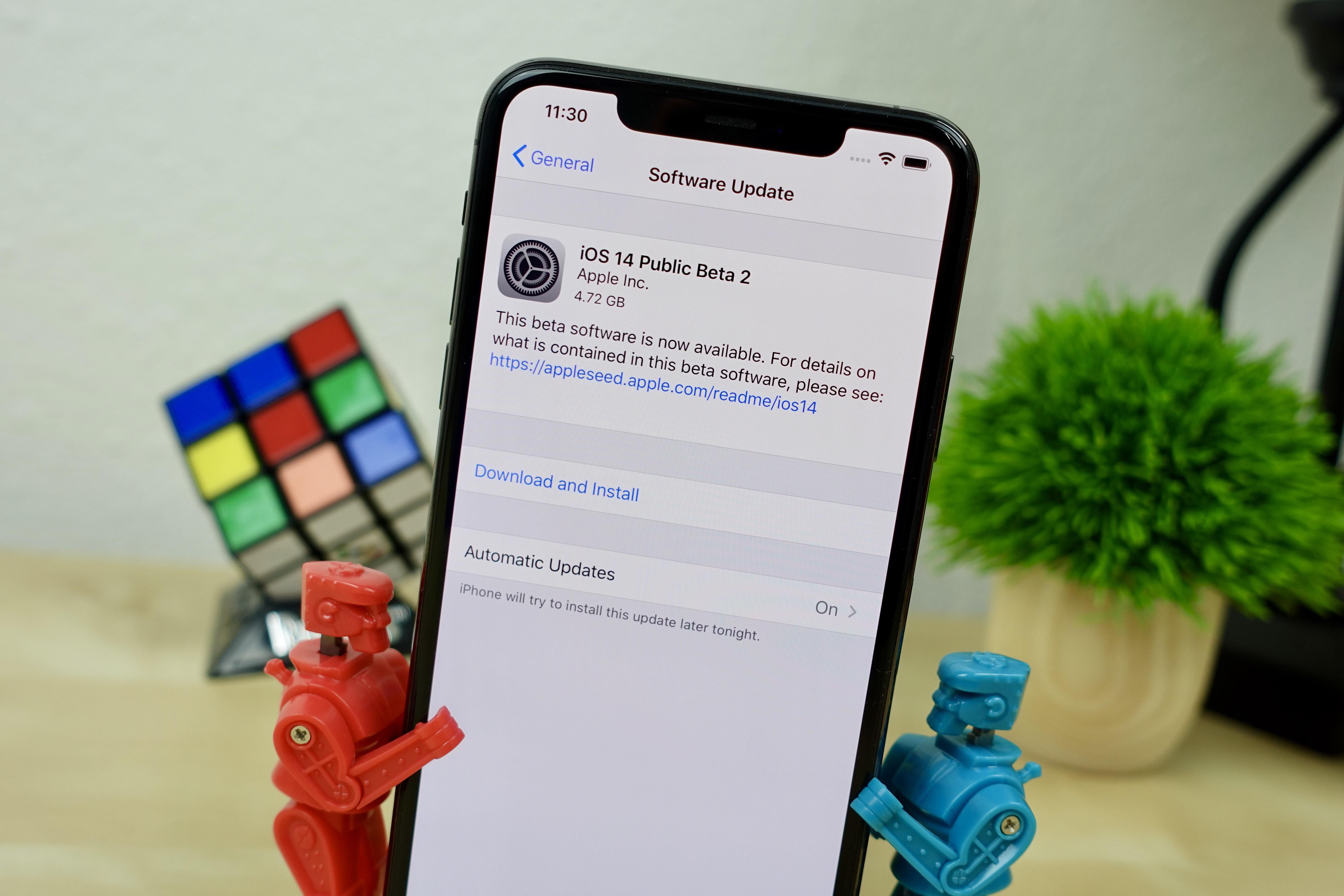 app-library-ios-14