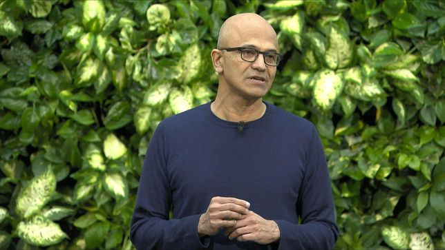 Microsoft will reverse its lifetime carbon emissions by 2050, CEO Satya Nadella said.