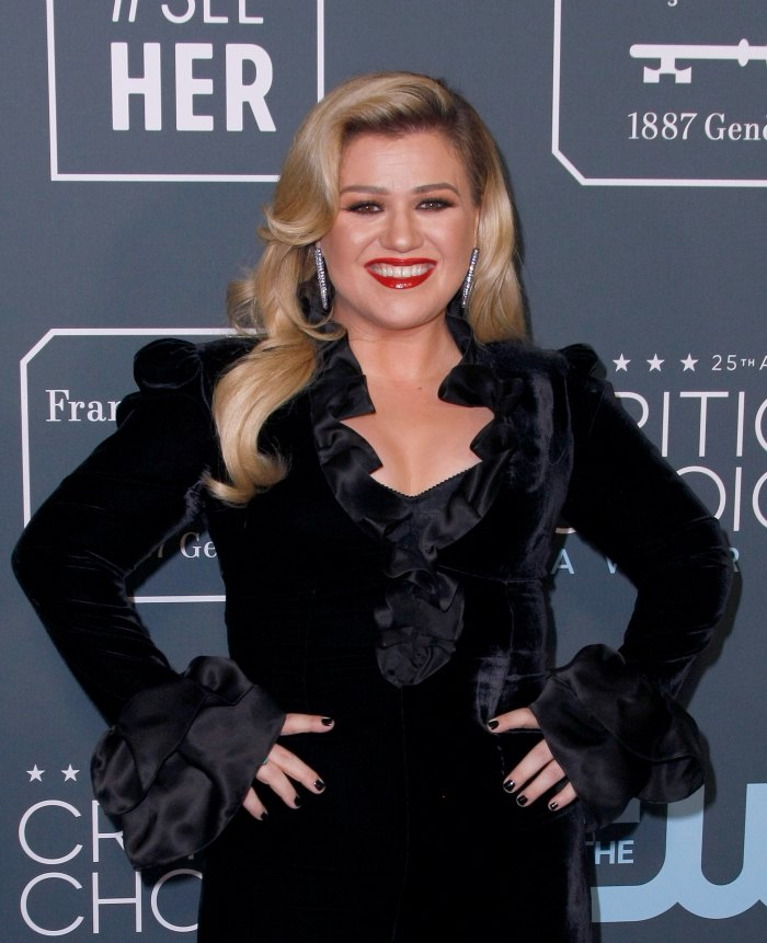 Kelly Clarkson Talks Divorce From Brandon Blackstock