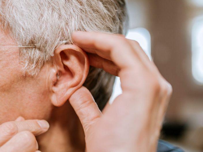 hearing loss ear hearing aid
