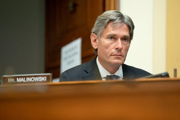 Tom Malinowski, Democratic Representative of New Jersey, began receiving death threats and other harassment from QAnon supporters this week.