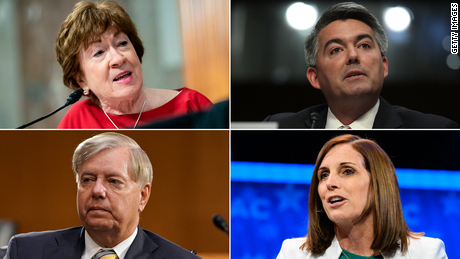 The 10 Senate seats most likely to flip, 3 weeks from Election Day