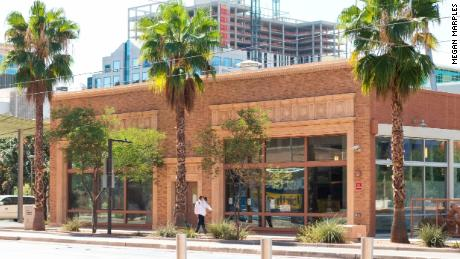Free Covid-19 testing is available for Arizona State University's students and teachers at the A.E. England building in downtown Phoenix.